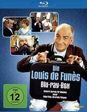 DIE LOUIS DE FUNES BLU-RAY-BOX (3 Blu-ray Discs) NEU+OVP