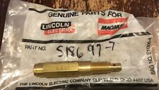 Lincoln S18697-7  BRass Barrel For Magnum SG Control Module System