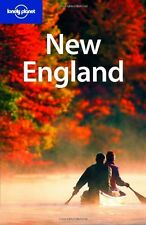 New England (Lonely Planet Country & Regional Guides),Mara Vorhees,et al.