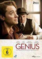 Genius - Die tausend Seiten einer Freundschaft (2017) - Blu-ray - OVP