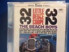BEACH. BOYS.       LITTLE DEUCE. COUPE. /. ALL. SUMMER. LONG.  PLUS BONUS TRACKS