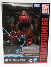 Transformers Cliffjumper Studio Series Deluxe Class Bumblebee Movie #64