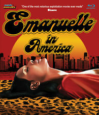 Emanuelle in America Blu Ray Mondo Macabro Joe d'Amato 1977 Laura Gemser
