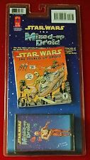Star Wars The Mixed-Up Droid - Rare Mini Comic Book & Audio Tape Sealed -  DHC
