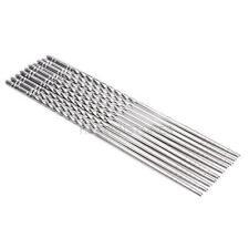 5 Pairs Stainless Steel Chopsticks Anti-skip Chop sticks Set Assorted Kitchen