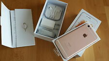 Apple iPhone 6s 128GB ROSEGOLD unlocked + iCloudfrei  **TOPP**