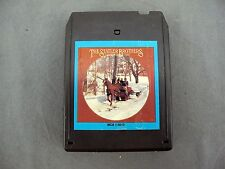 The Statler Brothers 'Christmas Card' 8-Track Black Variant
