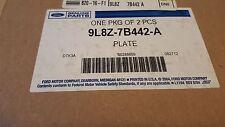 Ford 9L8Z7B442A Transmission Clutch Plates  set of 2