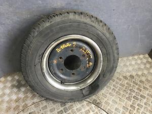 LDV Convoy Wheel And Tyre Single WHEEL 185 R14C Grade A 7mm A157.2