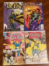 Dr. Fate #1 (collection of 4 #1 Issues) NM Lot