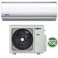 Condizionatore Climatizzatore 12000 BTU Maxa ECO PLUS 2DC INVERTER GAS R32 NEW18