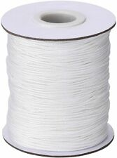 DELUXE 1.3MM CORD FOR 25MM VENETIAN BLINDS WHITE 15 METRES