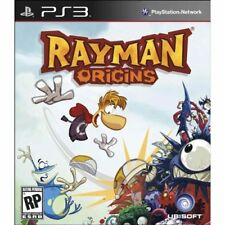 Rayman Origins For PlayStation 3 PS3 Very Good 7E