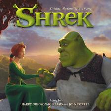 Gregson Williams Powell Shrek Soundtrack Pic Disc Vinyl LP New 2018
