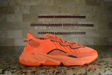 NEW SALE Adidas Ozweego Shoes Hi-Res Coral Semi Coral Solar Orange Men Red