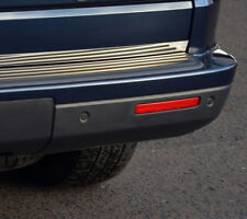 Chrome Rear Door Tailgate Trim Strip To Fit Land Rover Discovery 3 / 4 04-16