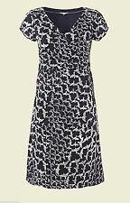 White Stuff Viscose V-Neck Midi Dresses for Women