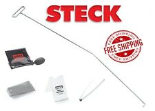 Steck 32955 LOCK OUT TOOL BIG EASY GLOW W/ WEDGE LOCKOUT KIT NEW FREE SHIPPING