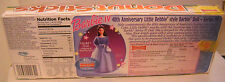 #8413 Little Debbie Donut Sticks BOX ONLY Advertisement for Barbie #5 Doll