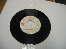 Claude King Whirlpool/This Land Of Yours and Mine 45RPM