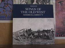 MERRICK JARRETT SONGS OF OLD WEST WASHINGTON LP WLP 725