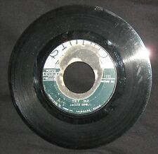 "Jackie Opel-Try Me/Come Back 1960s JA Studio 1 7"" ska/r&b GOOD"