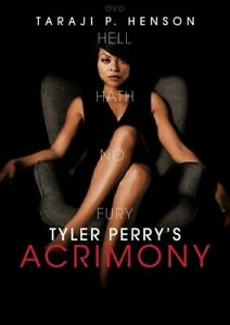Acrimony [New DVD]