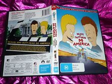 BEAVIS AND BUTT-HEAD DO AMERICA (SPECIAL COLLECTOR'S EDITION) : (DVD, M)