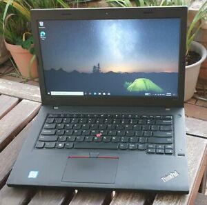Lenovo ThinkPad i5 7th Gen - 12 GB Ram - 512 GB SSD - Win 10