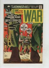 STAR SPANGLED WAR #157 F/VF, Unknown Soldier, Enemy Ace, Joe Kubert cover & art,