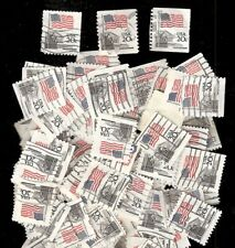 100 AMERICAN FLAG OVER SUPREME COURT Used US 20c Stamps