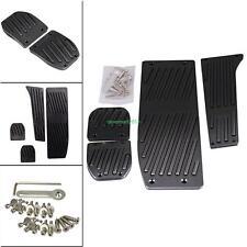 Aluminum Pédales Pédalier Repose pied Pour BMW E30 E36 E46 E87 E90 E91 E92 E93
