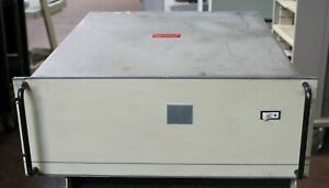 Spellman XRF160P X-Ray Generator High Voltage Power Supply 160kVDC 4mA X2963