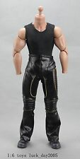 HOT TOYS X-Men The Last Stand Wolverine Muscular Body w/ Pants & Boots 1/6