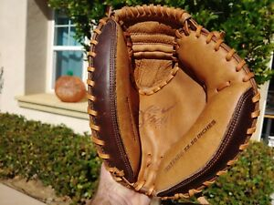 Nike Diamond Ready Air Show Elite 33.50in Baseball Leather Catchers Glove
