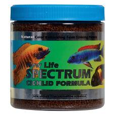 NLS New Life Spectrum Cichlid Formula 250 gm 1mm Pellets Exp Date - 2019 /04