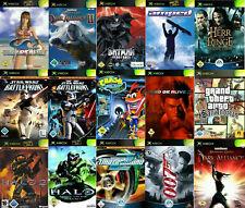 XBOX / Xbox1 - nur 1 Spiel auswählen - Top Games Kult Rar ...