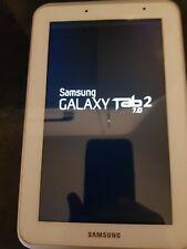 W96 Samsung Galaxy Tab 2 GT-P3110 8GB, Wi-Fi, 7in - White