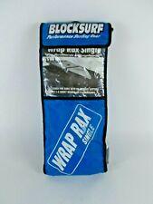 BlockSurf Performance Surfing Gear Wrap Rax Single Surf Rack Pads New