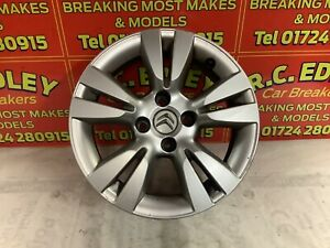 Citroen Ds3 16 Inch Alloy Wheel Without Tyre