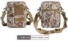 Men Tactical Military Sling Chest Bag Molle Backpack Crossbody Shoulder Pack US