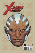 X-MEN RED #6 CHAREST HEADSHOT VARIANT MARVEL NUNEZ CARNERO JEAN GENTLE 71818