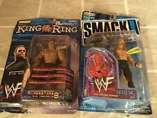 The ROCK 1999 King of the Ring Action Figure WWF- CHRIS JERICHO- SMACKDOWN-