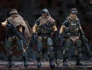 (In-Stock@5zeroToys) JoyToy Russian Federation Caucasus Squad 1/18 Scale