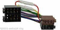Auto Radio Adapter Kabel ISO Stecker für OPEL Astra G Corsa C Vectra Omega
