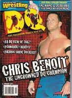 Inside Wrestling DQ Magazine Chris Benoit Goldberg February 2001 052819nonr