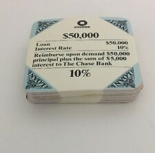 1979 Fortune 500 Game Replacement Loan Cards 36 Total