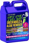 ProKleen Patio Cleaner Mould Algae Moss Killer 5L 25% Stronger Drive Decking
