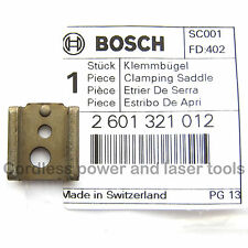 Bosch Original Blade abrazadera Placa Para Pfz 600 todo propósito Multi Saw 2 601 321 012