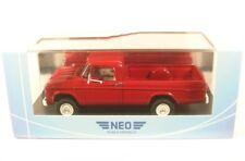 Dodge W200 Power Wagon (red) 1964